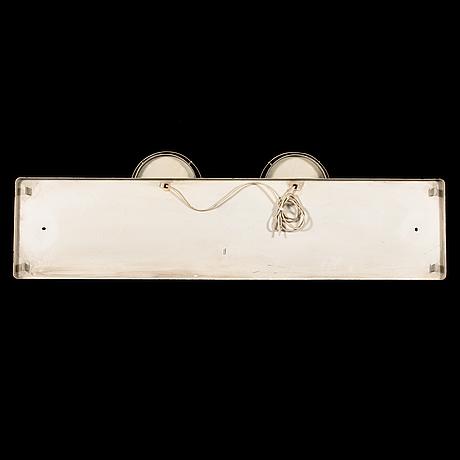 Alvar aalto, taklampa, tillverkare idman 1900-talets mitt.