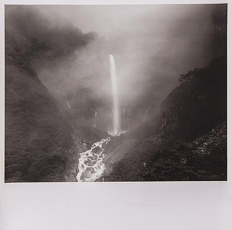 Hiroshi sugimoto, digital print utgiven av gallery koyanagi.
