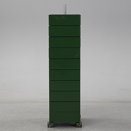 Konstantin grcic, a '360°' sporage unit, magis, italy.