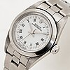 Rolex, oyster perpetual, wristwatch, 25 mm.
