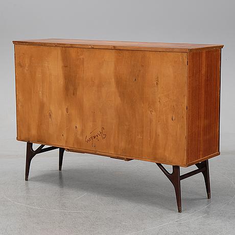 A teak veneered sideboard, aktiebolag tabergsmöbler, 1950's/60's.