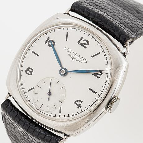 Longines, wristwatch, 31 mm.