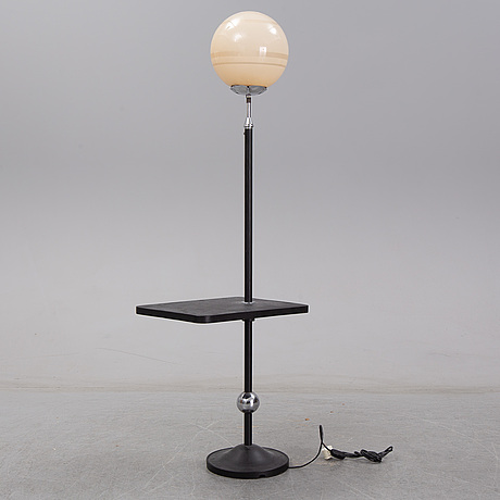 A floor light, first half of the 20th century.