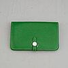 Hermès, 'dogon' wallet.