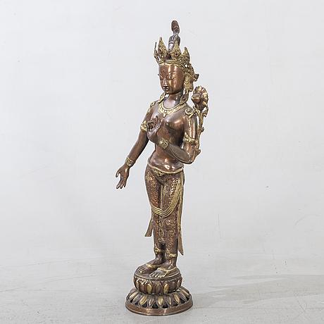 Figurin 1900-talets första hälft.