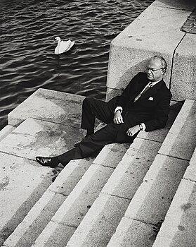 "233. Bruno Ehrs, ""Carl XVI Gustaf, Skeppsholmen, maj 2002""."