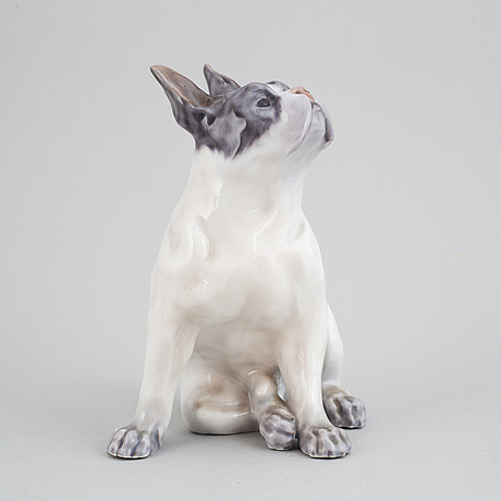 A porcelain figurine, royal copenhagen.