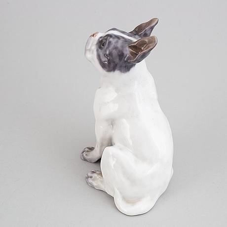 Knud kyhn, figurin, porslin, royal copenhagen.