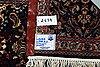 A carpet, moud, ca 398 x 302 cm.