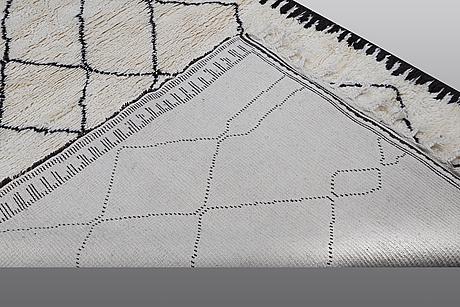 A carpet, morocco, 240 x 170 cm.