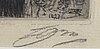 Anders zorn, etsning, 1897, signerad.