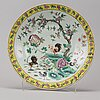 A chinese serving dish, circa 1900.