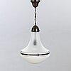 """Peter behrens, taklampa """"luzette"""", för aeg (allgemeine electricitäts-gesellschaft), tyskland."""