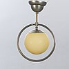 A ceiling lamp 1930's.