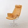 "Bruno mathsson, a ""jetson"" easy chair from dux."