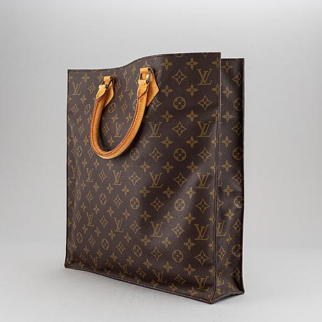 """Louis vuitton, väska """"sac plât""""."""