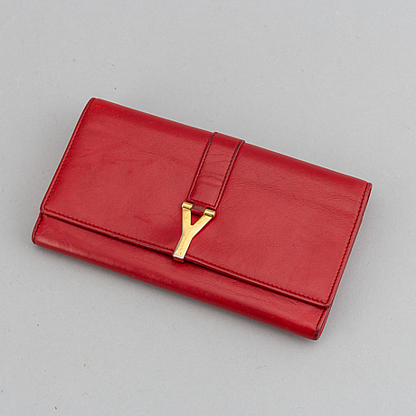 Yves saint laurent, wallet.