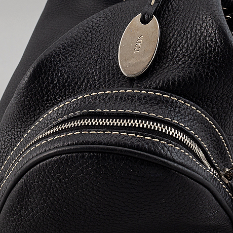 Tod's, leather bag.