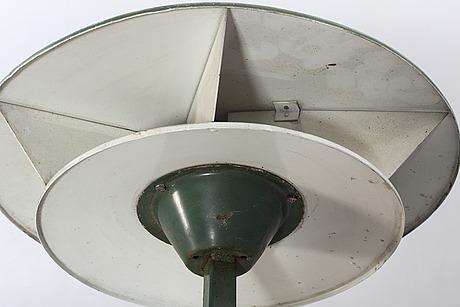TrÄdgÅrdsbelysning, 1900-talets mitt,