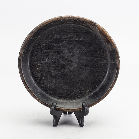 An indonasian bowl sulawesi probebly 19th century.