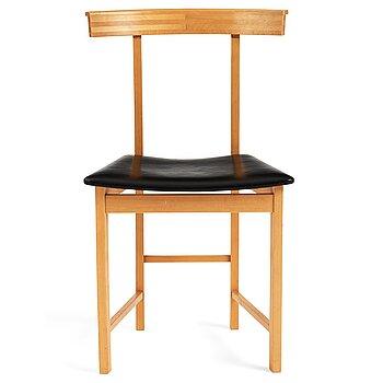 """Hans Kempe & Lars Ljunglöf, a """"HI-28"""" chair for HI-gruppen, executed by David Sjölinder and Åke Nilsson, Sweden 1960's."""