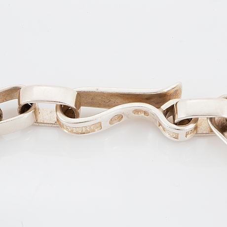 Sven-erik högberg, silver necklace.