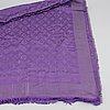 Louis vuitton, 'monogram shawl*.