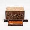 MÄtinstrumnet, bland annat, sextant, c.plath hamburg, tyskland.
