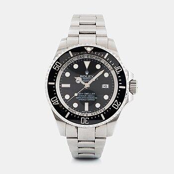 6. Rolex, Deepsea, Sea-Dweller.