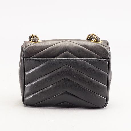 An chanel bag.