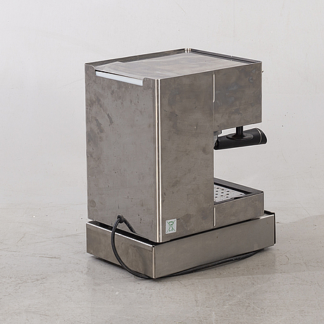 Isomac espressomaskin 2000-tal.