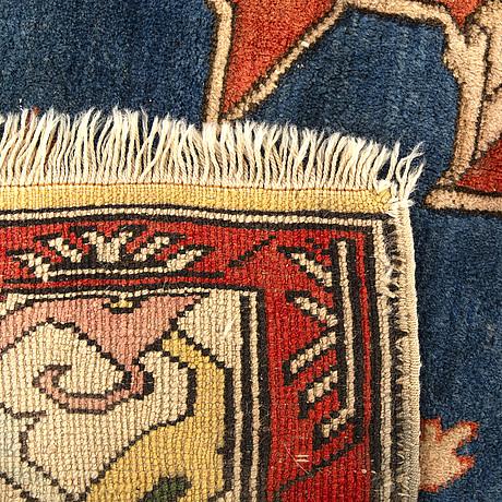 A semiantique oriental carpet ca 360 x 272 cm.