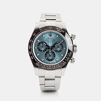 59. Rolex, Cosmograph, Daytona, chronograph.
