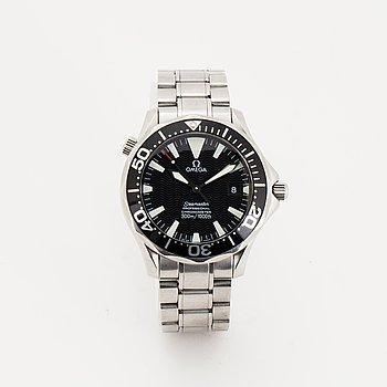 Omega, Seamaster Professional (300m/1000ft), Chronometer, wristwatch, 41 mm.