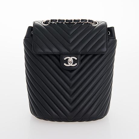"Chanel, backpack, ""urban spirit"" 2018."