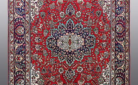 Matta, täbris, ca 295 x 208 cm.