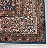 A carpet semi-antique/old oriental, ca 346 x 246 cm.