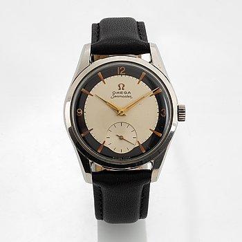 Omega, Seamaster, wristwatch, 35,5 mm.