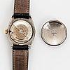 "Rolex oyster perpetual, ""hooded"", ""serpico y laino"", ""bubbleback"", chronometer, armbandsur, 31 mm."