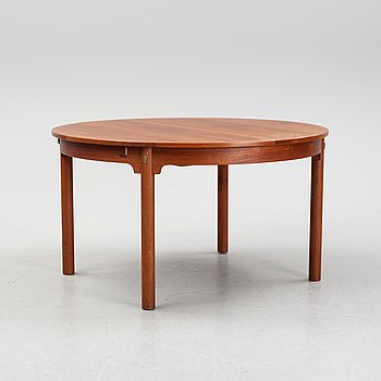 A teak 'Oresund' dining table by Børge Mogensen for Karl Andersson & son.
