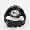 Omega, seamaster planet ocean 600m, co-axial master chronometer gmt, armbandsur, 45.5 mm.