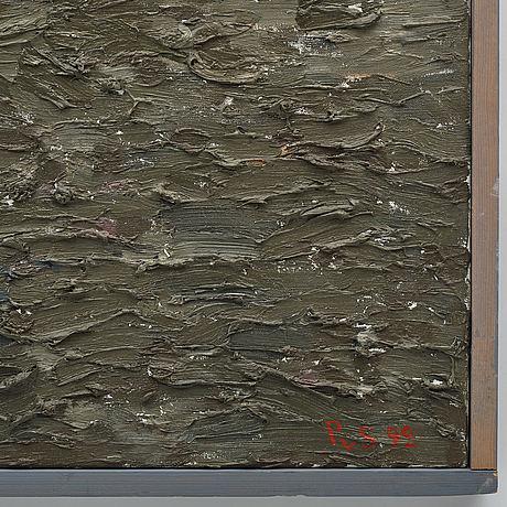 Philip von schantz, oil on canvas, signed and dated -92.