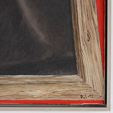 Philip von schantz, oil on canvas, signed and dated -72.