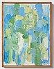 Philip von schantz, oil on canvas, signed and dated -58.