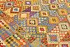 A carpet, kilim, ca 358 x 249 cm.