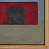 Philip von schantz, oil on canvas. signed pvs and dated 95.
