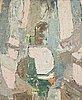 Philip von schantz, oil on canvas. signed and dated -59.