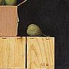 Philip von schantz, oil on canvas, signed and dated -81.