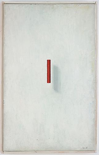 Philip von schantz, oil on canvas. signed and dated -68.