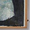Philip von schantz, oil on canvas, signed pvs, -66.